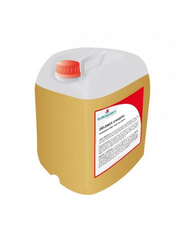 Detergente para túneles de lavado, especial para vehículos, automoción. Venta en Alicante y Albacete. Palomarestornero.com
