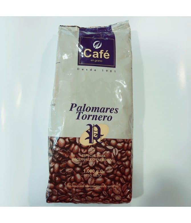 Café en Grano, 100% Arábica 1Kg Tueste Natural. Venta en Alicante y Albacete. Palomarestornero.com